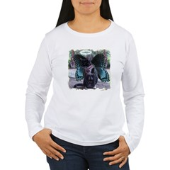 Fairy Kitty-Angel T-Shirt