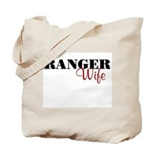 Ranger Wife Tote Bag