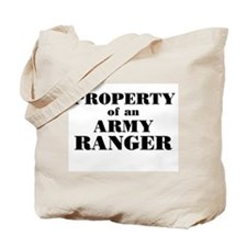 Property of an Army Ranger Tote Bag