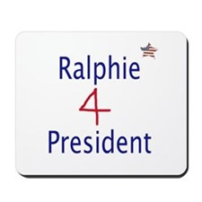 Ralphie for President Mousepad