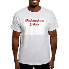 Buckingham Palace - Ash Grey T-Shirt