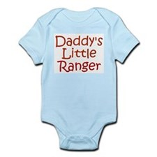 Daddy's Little Ranger Infant Creeper