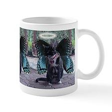 Fairy Kitty-Angel Mug