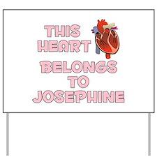 This Heart: Josephine (C) Yard Sign