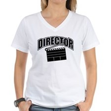 Women's V-Neck Director T-Shirt