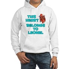 This Heart: Leonel (B) Hoodie