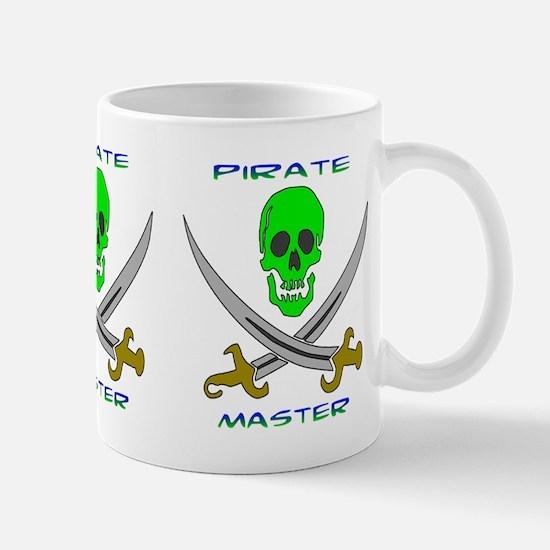 Pirate Master Mug