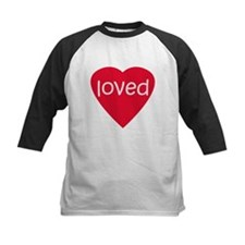 Red Loved Tee