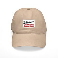 """""""The World's Best Call Center Supervisor"""" Baseball Cap"""