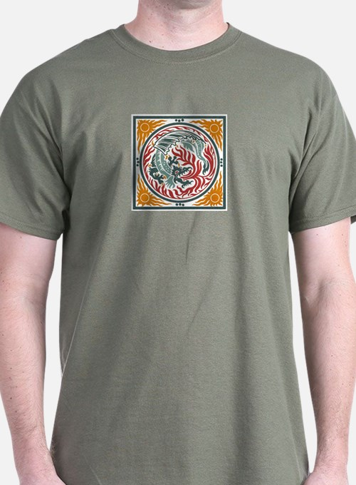 Lucky Chinese Dragon T-Shirt