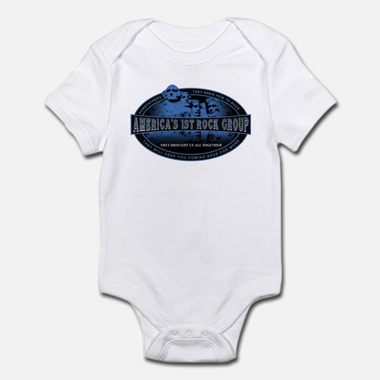Americas First Rock Group Infant Bodysuit