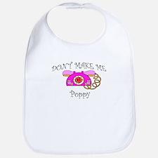 Call Poppy with Pink Phone Bib