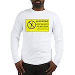 Static Cling Long Sleeve T-Shirt
