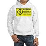Static Cling Hooded Sweatshirt