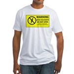 Static Cling Fitted T-Shirt