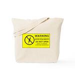 Static Cling Tote Bag
