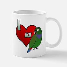 Love Maximilian Pionus Small Small Mug