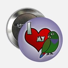 Love Maximilian Pionus Button