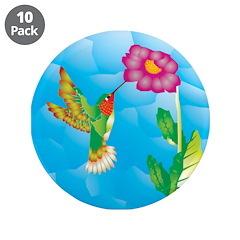 Jeweled Hummingbird 3.5