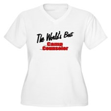 """The World's Best Camp Counselor"" T-Shirt"