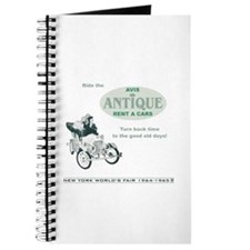 Antique Car Ride Journal