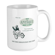Antique Car Ride Mug