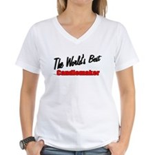 """""""The World's Best Candlemaker"""" Shirt"""