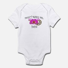 Call YaYa with Pink Phone Infant Bodysuit