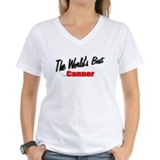 """The World's Best Canner"" Shirt"