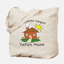 Favorite Hangout YiaYia's Tote Bag
