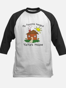 Favorite Hangout YiaYia's Tee