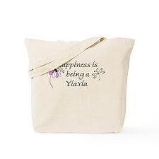 Happiness Is YiaYia Tote Bag