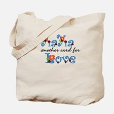 YiaYia Love Tote Bag