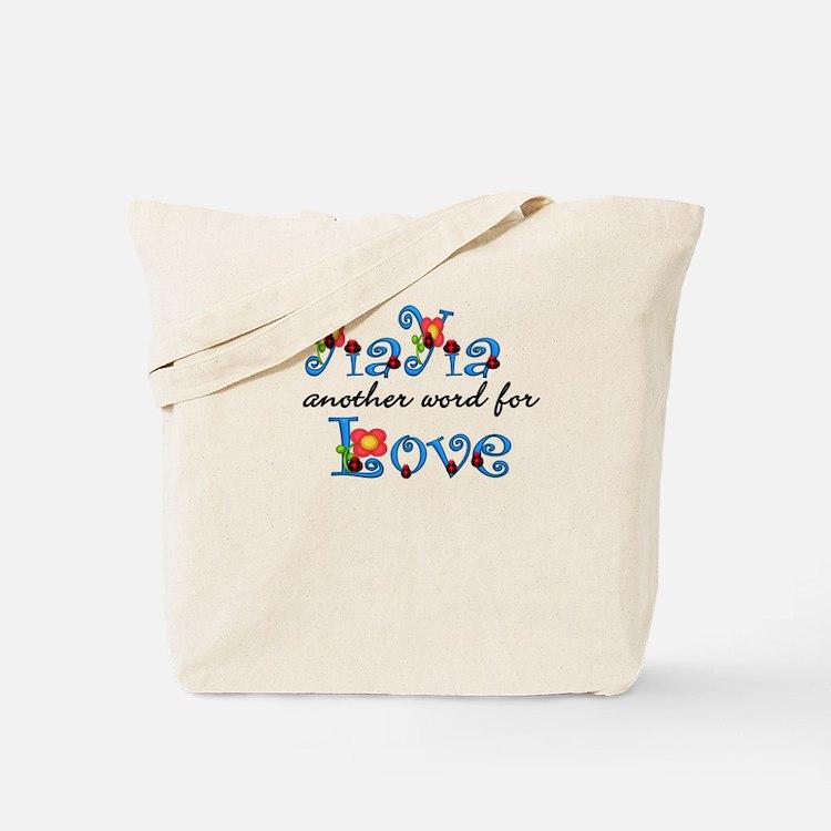 YiaYia Love Tote Bag