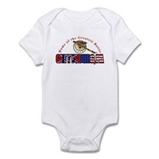 Gettysburg - Home Of The Grea Infant Bodysuit