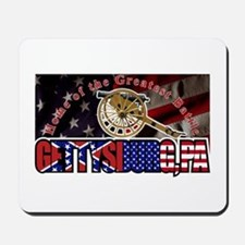 Gettysburg - Home Of The Grea Mousepad