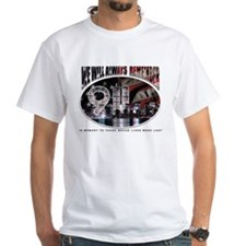 We Will Always Remember - 911 Shirt