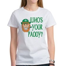 Who's Your Paddy Tee