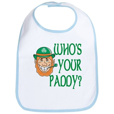 Who's Your Paddy Bib