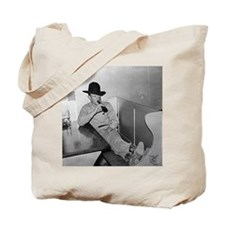 Culinary Cowboy Tote Bag