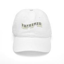 PIANO KEYS Baseball Cap