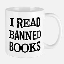 I Read Books Mug