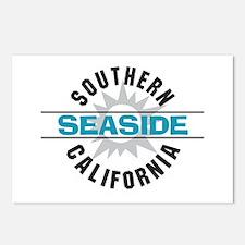 Seaside California Postcards (Package of 8)