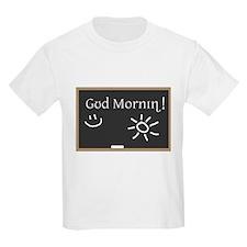 Phonetic Good Morning T-Shirt