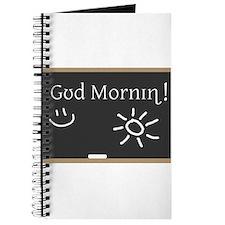 Phonetic Good Morning Journal
