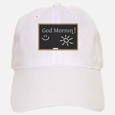 Phonetic Good Morning Baseball Baseball Cap