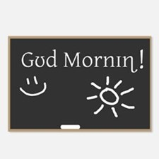 Phonetic Good Morning Postcards (Package of 8)