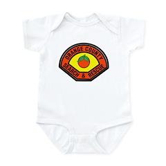 Orange County Search & Rescue Infant Bodysuit
