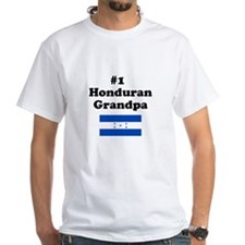 #1 Honduran Grandpa Shirt