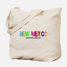 Colorful New Mexico Tote Bag